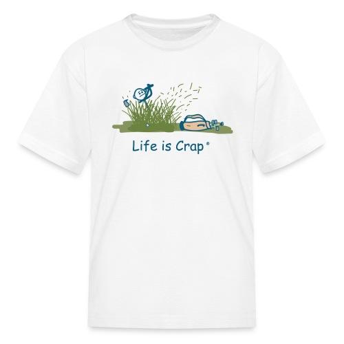 Rough Golf - Kids' T-Shirt