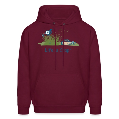 Rough Golf - Men's Hoodie