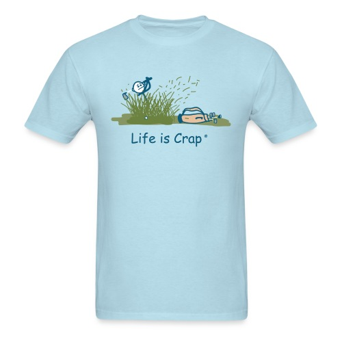 Rough Golf - Mens Classic T-Shirt - Men's T-Shirt