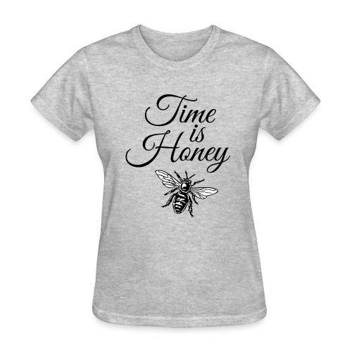 Time is Honey Beekeeper T-Shirt - Women's T-Shirt