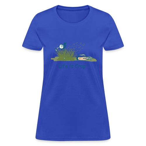 Rough Golf - Womens Classic T-Shirt - Women's T-Shirt