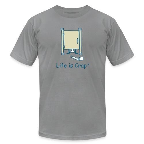 Rolling TP - Mens T-shirt by American Apparel - Men's Jersey T-Shirt