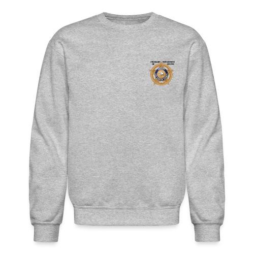 Light Grey Long Sleeve Shirt - Crewneck Sweatshirt