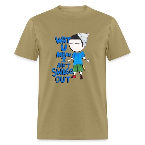 Wat u mean? - Men's T-Shirt