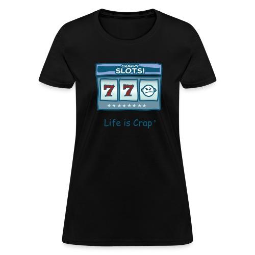 Slot Machine - Womens Classic T-shirt - Women's T-Shirt