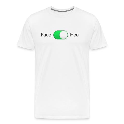 iHeel (Men, 3XL-4XL) - Men's Premium T-Shirt