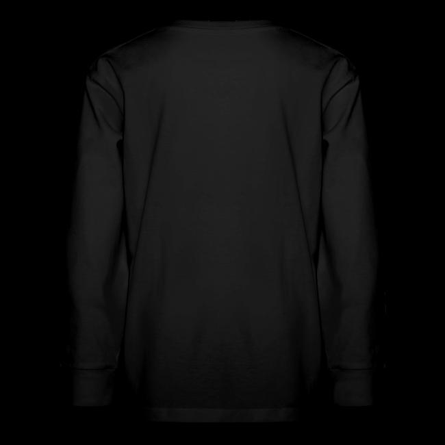 Kid's Husky Shirt Long Sleeve Husky Malamute Shirt