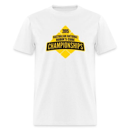 Australian Nationals 2015 Adult Size - Men's T-Shirt