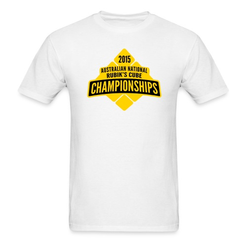 Australian Nationals 2015 Adult Size - Men's T-Shirt