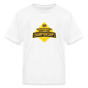 Australian Nationals 2015 Child Size - Kids' T-Shirt