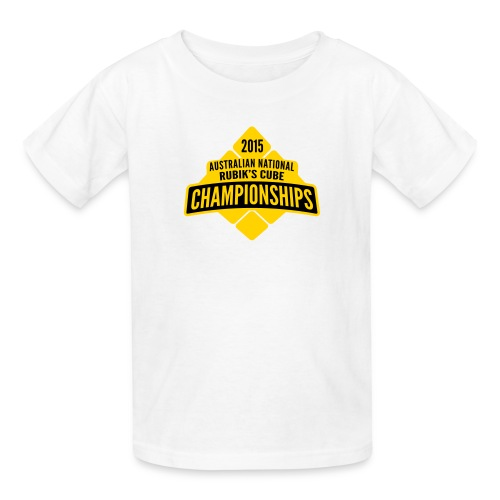 Australian Nationals 2015 Child Size - Kids' T-Shirt