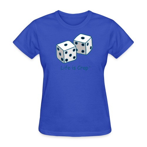 Snakeyes - Womens Classic T-shirt - Women's T-Shirt