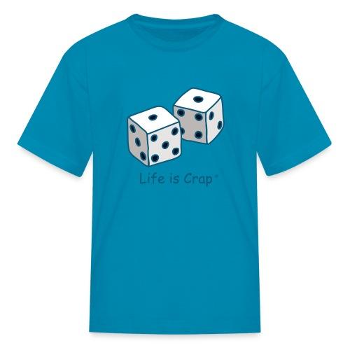 Snakeyes - Kids T-shirt - Kids' T-Shirt