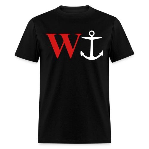 wanchor - Men's T-Shirt