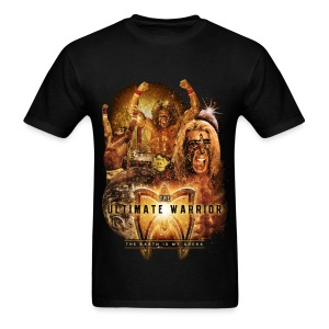Ultimate Warrior The Earth Is My Arena Shirt - Men's T-Shirt