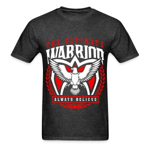 Ultimate Warrior Warrior Crest Shirt - Men's T-Shirt