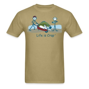 Bass Fish - Men's Classic Tee - Men's T-Shirt