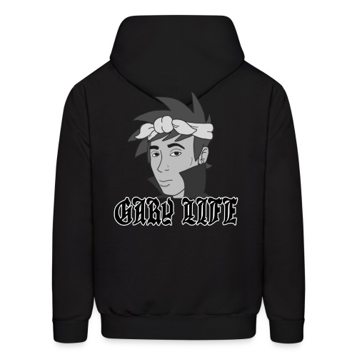 Gary Life Hooded Sweatshirt - Men's Hoodie