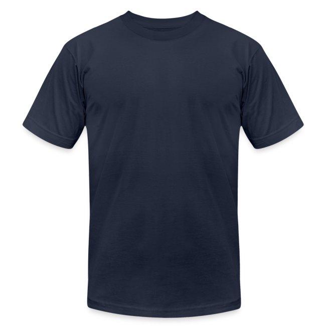 Gary Life American Apparel T - Blue Version