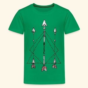 III ARROWS Kids Tee (Lighter Colors Recommended) - Kids' Premium T-Shirt