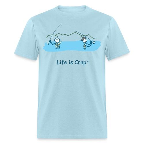 Flyfishing Snag - Men's Classic Tee - Men's T-Shirt