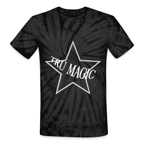 TRU Tye Die T-Shirt - Unisex Tie Dye T-Shirt