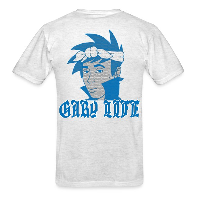 Gary Life T-SHirt - Blue Version