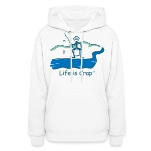 Small Fish - Women's Hooded Sweatshirt - Women's Hoodie