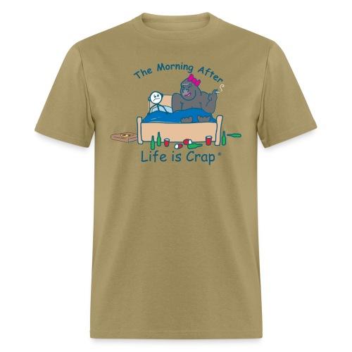 Morning After Guy - Mens Classic T-shirt - Men's T-Shirt