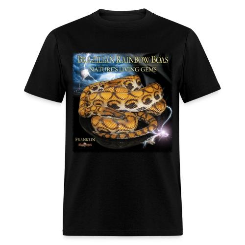 Living Gems Franklin T-Shirt (Men's Standard) - Men's T-Shirt