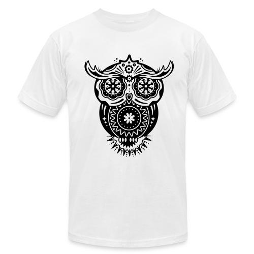 The Kre8tive owl  - Men's Fine Jersey T-Shirt