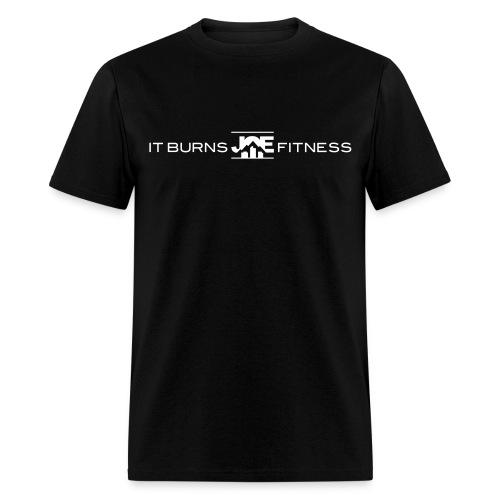 It Burns Joe Fitness - Men's T-Shirt
