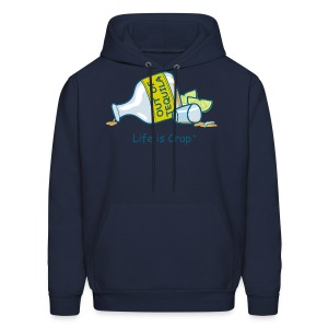 Out Of Tequila - Mens Hooded Sweatshirt - Men's Hoodie