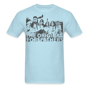 Forefathers - Men's T-Shirt