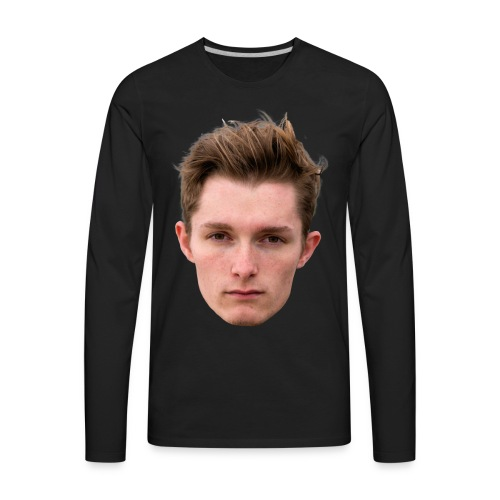 ME on a SHIRT - Men's Premium Long Sleeve T-Shirt