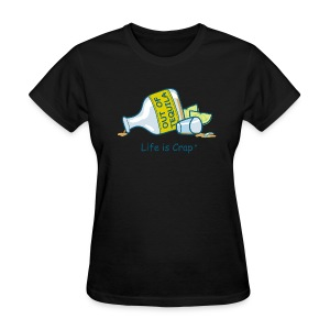 Out Of Tequila - Womens Classic T-shirt - Women's T-Shirt
