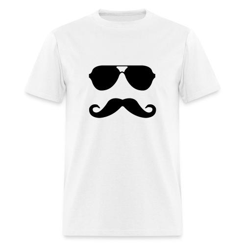 Mustache - Men's T-Shirt