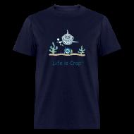 T-Shirts ~ Men's T-Shirt ~ Scuba Shark - Mens Classic T-shirt