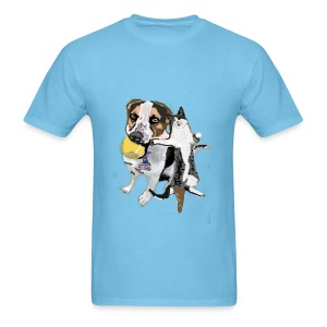 Cartoon DUO Set Shiloh + Jax Men's Shirt - Men's T-Shirt