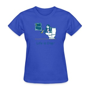 Butt Dunk - Women's Classic T-shirt - Women's T-Shirt