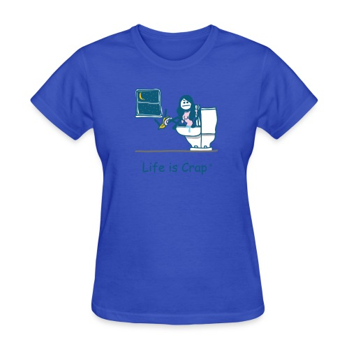 Butt Dunk - Women's Classic T-shirt - Women's T-Shirt
