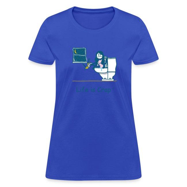Butt Dunk - Women's Classic T-shirt