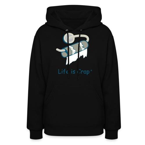 Out Of TP - Women's Hooded Sweatshirt - Women's Hoodie
