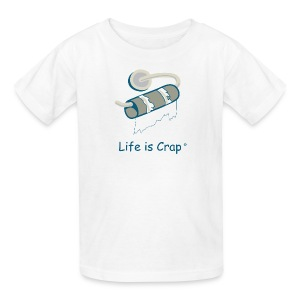 Out Of TP - Kid's T-shirt - Kids' T-Shirt