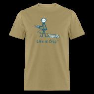 T-Shirts ~ Men's T-Shirt ~ Nail Gun Foot - Mens Classic Tee