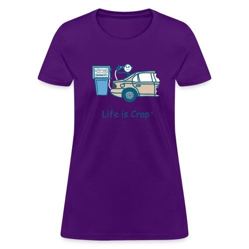 Gas Price - Women's T-Shirt
