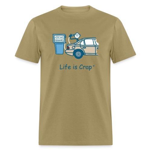 Gas Price - Men's T-Shirt