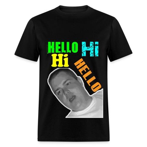 Hello Hi Hi Hello - Men's T-Shirt