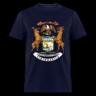 T-Shirts ~ Men's T-Shirt ~ Si Quæris Peninsulam Amœnam Circumspice