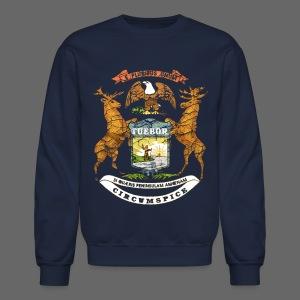 Si Quæris Peninsulam Amœnam Circumspice - Crewneck Sweatshirt